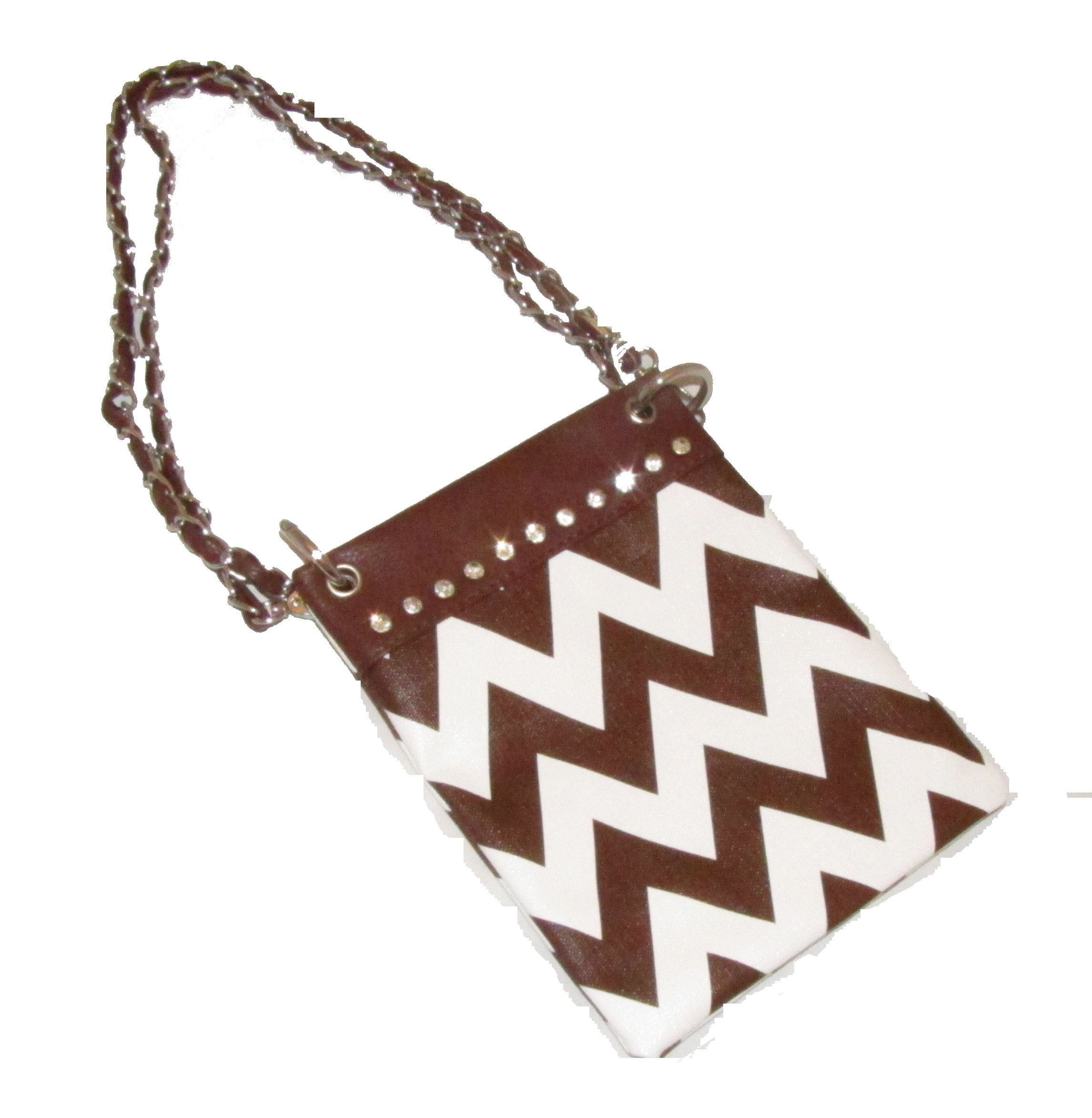 Small Crossbody Purse - Brown