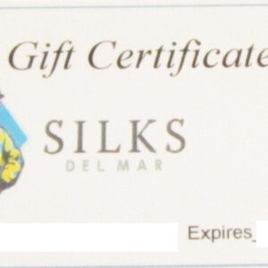 Purchase Gift Certificate - $25 increments