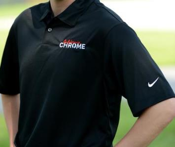 California Chrome Nike Polo